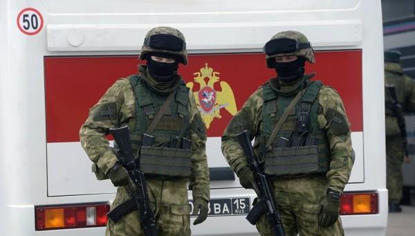 В УФО задержали бойцы Росгва…