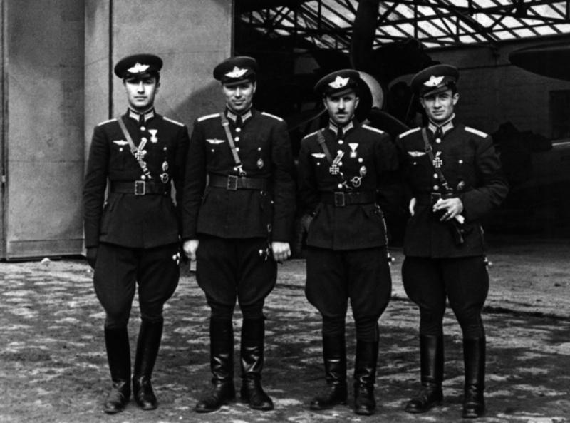 Болгарские летчики люфтваффе сбили над Сталинградом 200 советских самолетов