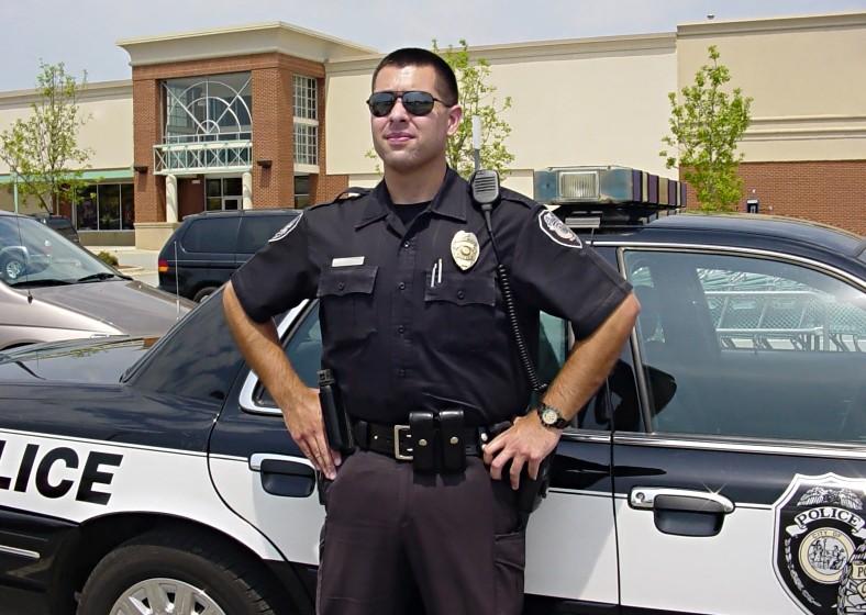 Месть полицейскому