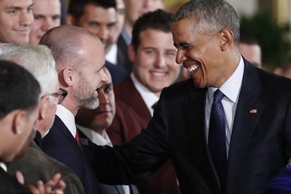 Больше половины американцев одобрило правление Обамы