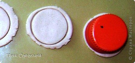 Мастер-класс Поделка изделие Лепка Штамповка Как делать деньги Мастер-класс Фарфор холодный фото 2