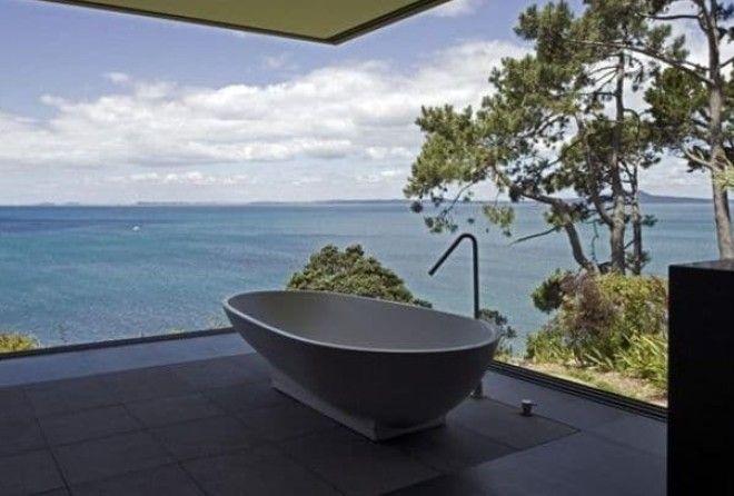15 фантастических ванных комнат, из которых не захочется выходить