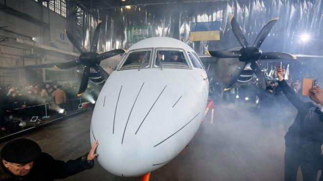 """Украинский """"Ан-132"""" станет саудовским, хотя нужен России"""