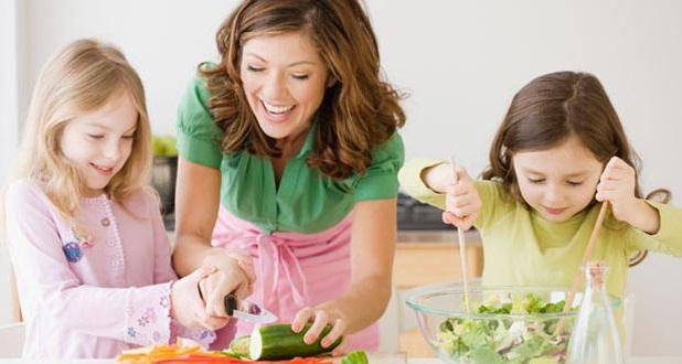 Вкусные рецепты для деток