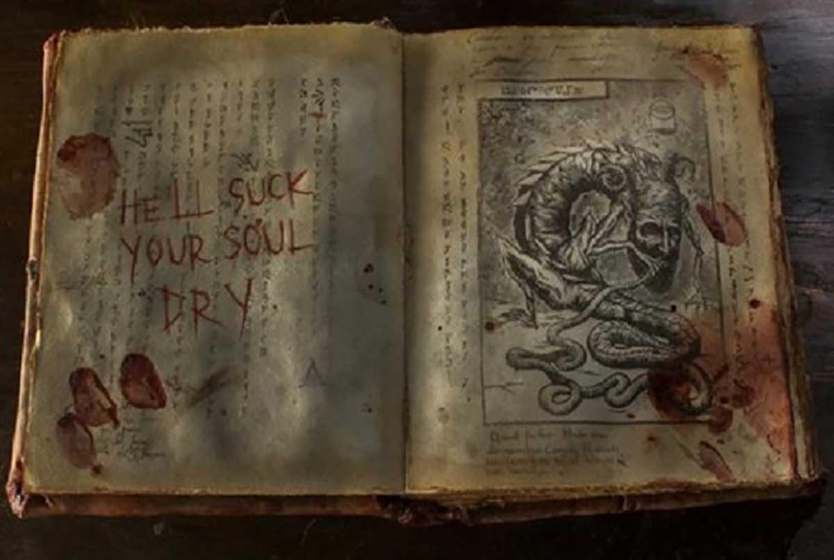 Самая мертвая священная книга ЕГИПТА
