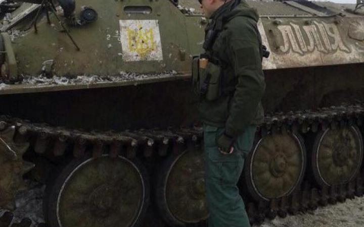 Сводка с фронта от ополченцев на сегодня 27.01.2015, Дебальцевский котел