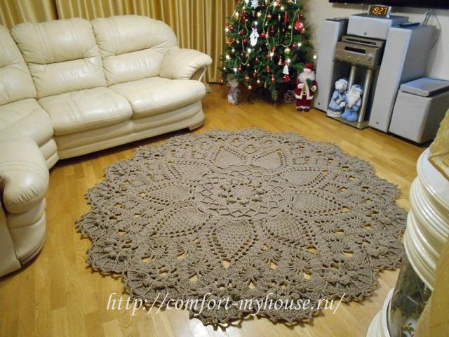 ковры связанные