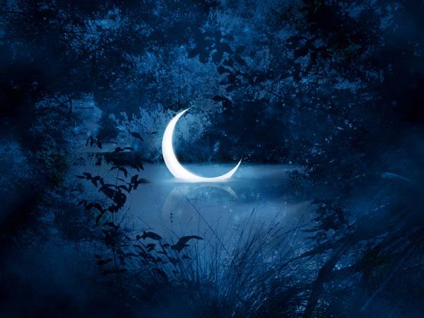 Убывающая Луна. Календарь убывающей Луны на 2015 год