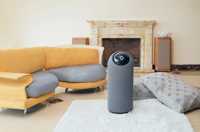 Очаровательный домашний робот по имени «Big-I» будет следить за домом и опекать всю семью