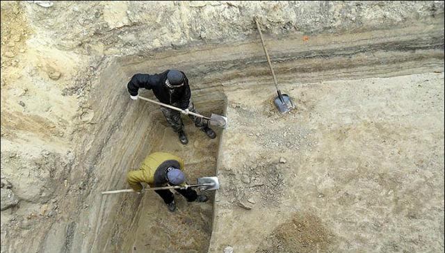 Броня из костей обнаружена на берегу Иртыша_3
