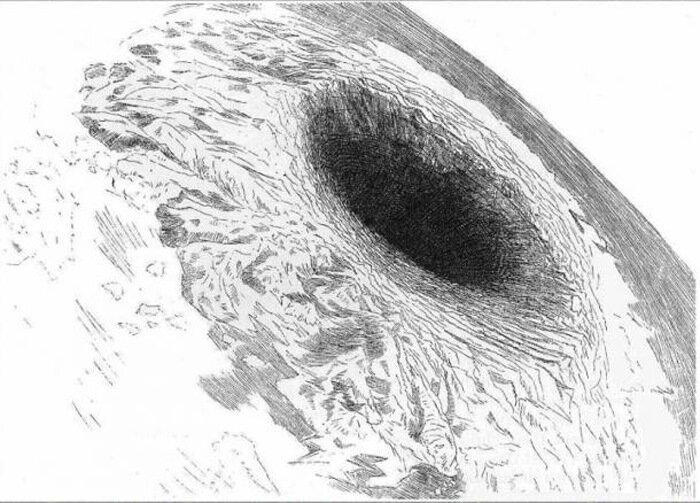 """Интересное развитие теории """"полой Земли"""" - может мы и есть """"подземные жители""""?"""