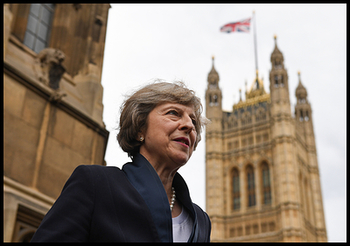 Все 27 стран Евросоюза противодействуют Лондону в переговорах по Brexit - Мэй
