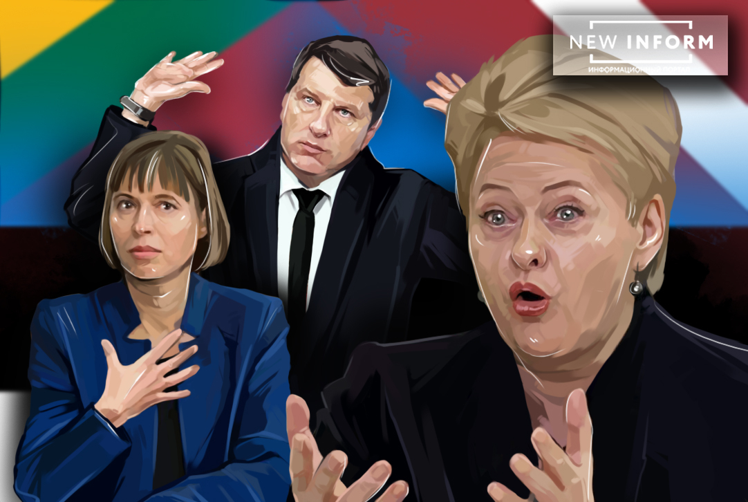 Тотальная демографическая деградация: прибалтам аукнулась ненависть к РФ
