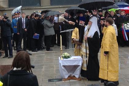 Патриарх Кирилл: Правду нельзя закатать в бетон!