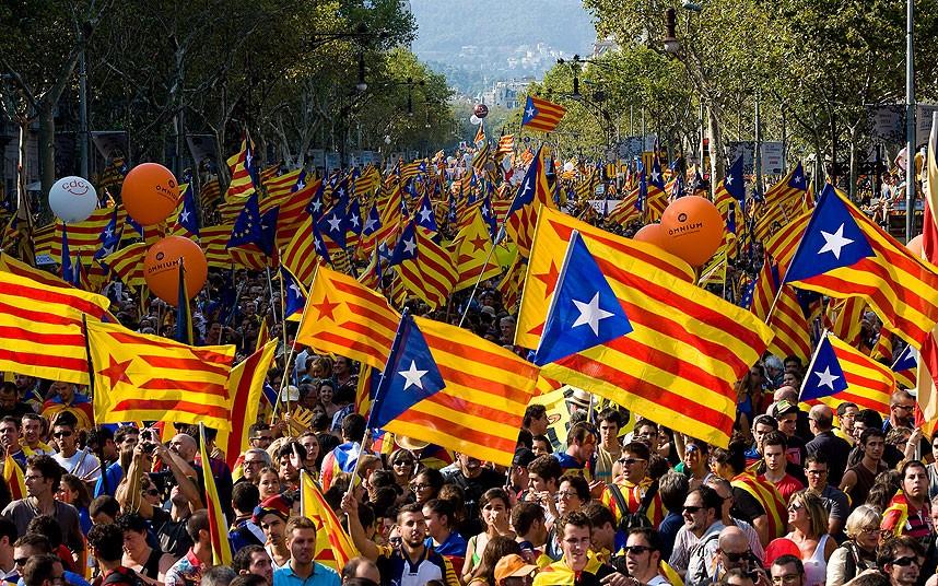 Моя хата с краю: ЕС не будет вмешиваться в каталонский кризис