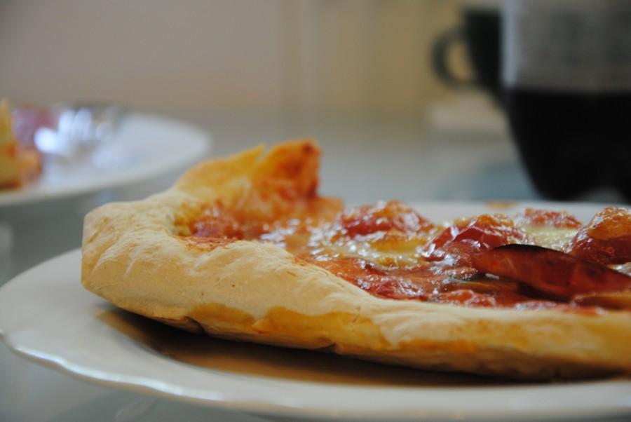 Пицца от итальянской мамы