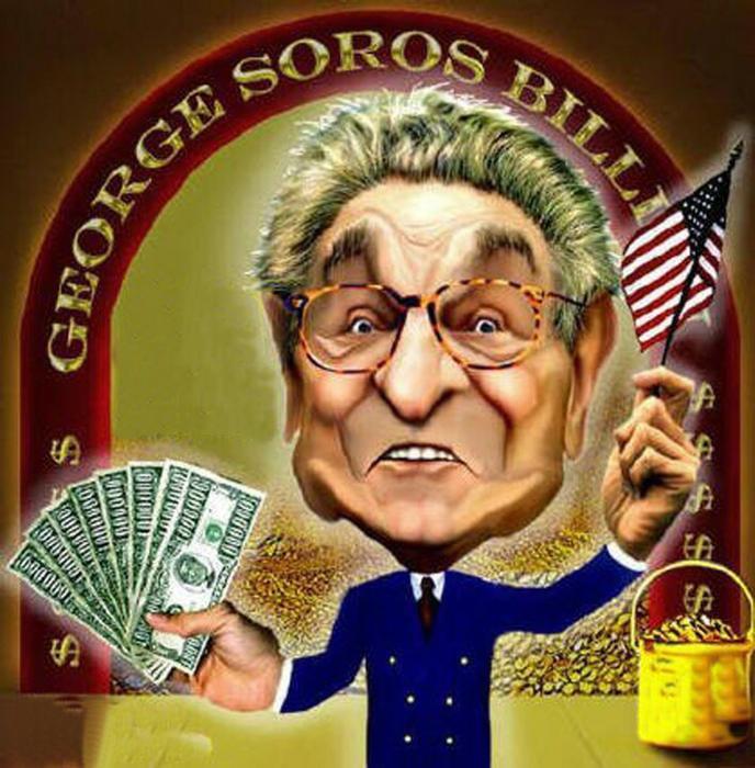 В США требуют выгнать Джорджа Сороса из страны