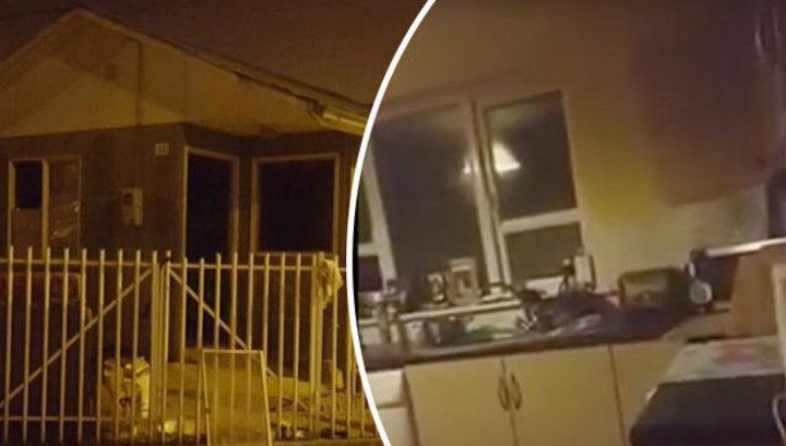 В Чили хозяева дома с буйным полтергейстом в отчаянии вызвали полицию