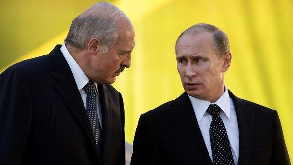 """Путин красиво ответил Лукашенко, на претензии """"об удушении Россией белорусской экономики"""""""