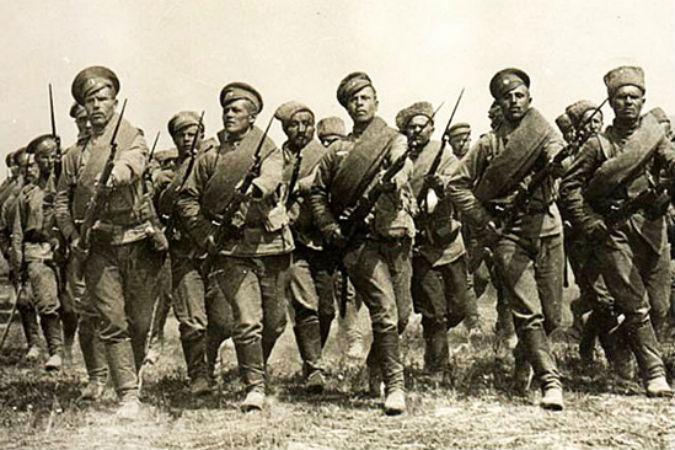 Победа Антанты в Первой мировой войне была оплачена русской кровью