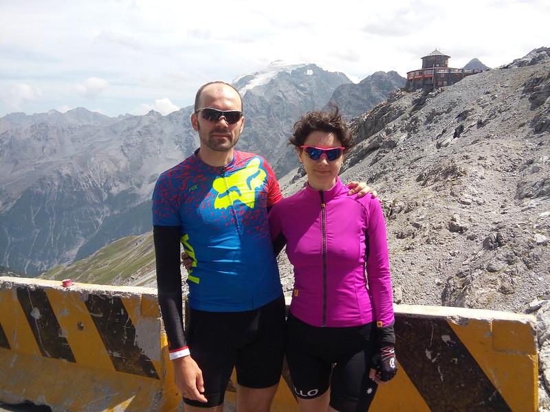 От Лугано до Зальцбурга через Альпы на велосипедах Часть 2 (Верона — Стельвио)