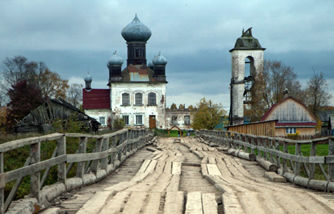 5 endangered tourist treasures in Russia