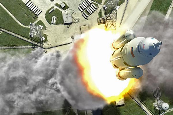 Трамп и батут. Куда НАСА пошлет мощнейшие в мире ракеты-носители