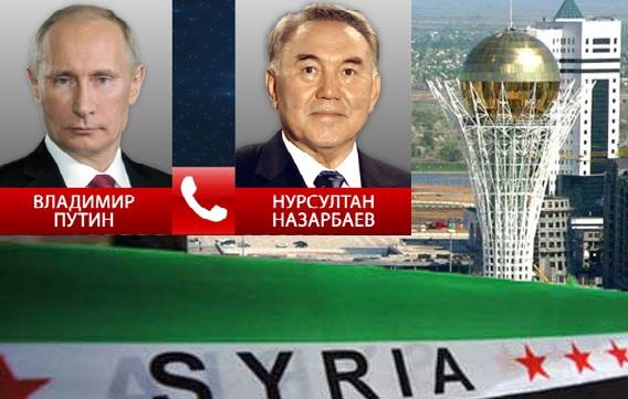 Президент РФ: переговоры по Сирии – перспектива на мир