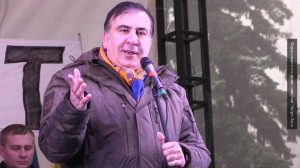 «Хочу в политику»: Саакашвили заявил о готовности стать премьер-министром Украины