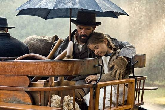 First Look At Antonio Banderas In Altamira