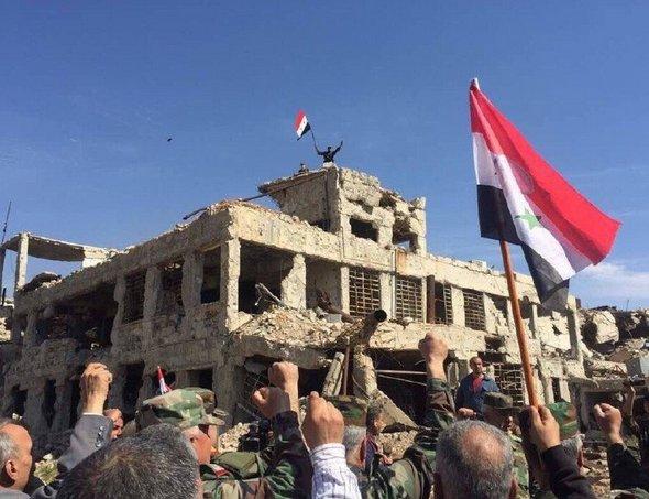 Коротко по Сирии. 03.04.2018