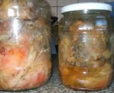 Куриная тушенка в духовке рецепт с фото