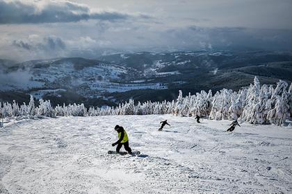 Названы семь самых дешевых горнолыжных курортов России и Европы