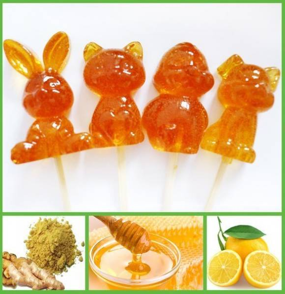 Леденцы из сахара в домашних условиях без формочек рецепт