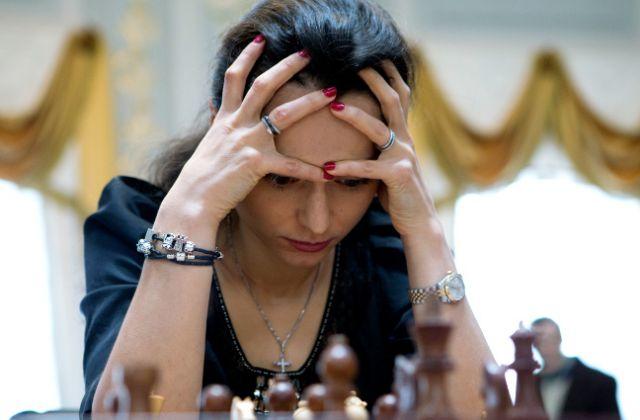 Женская сборная РФ впервые выиграла командный чемпионат мира по шахматам
