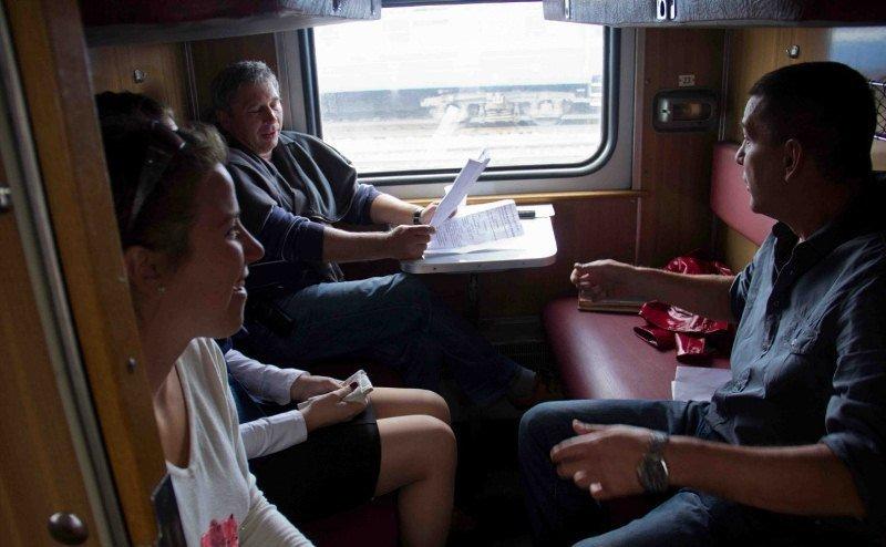 Как я и мои коллеги в поезде стали пьяницами и дебоширами