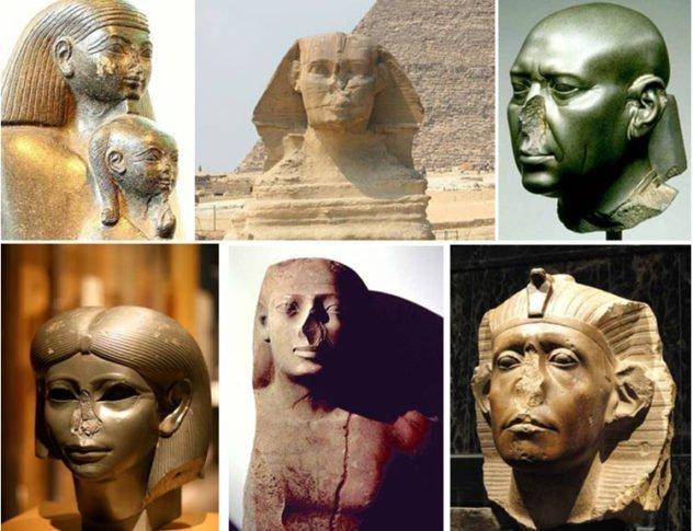 Интересные факты о египетски…