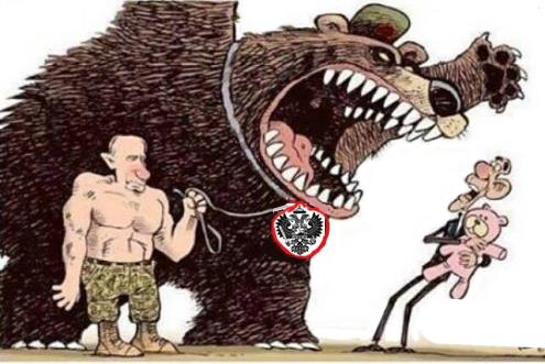 """Политический ликбез:    """"ПОПУТЧИКИ"""" ПУТИНА"""""""