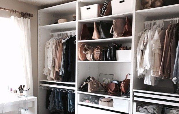 Идеальный гардероб: 10 хаков для хранения одежды и обуви