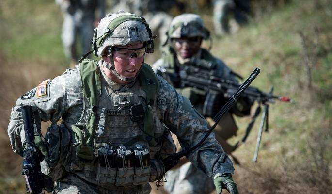 Солдаты НАТО завалили Норвег…