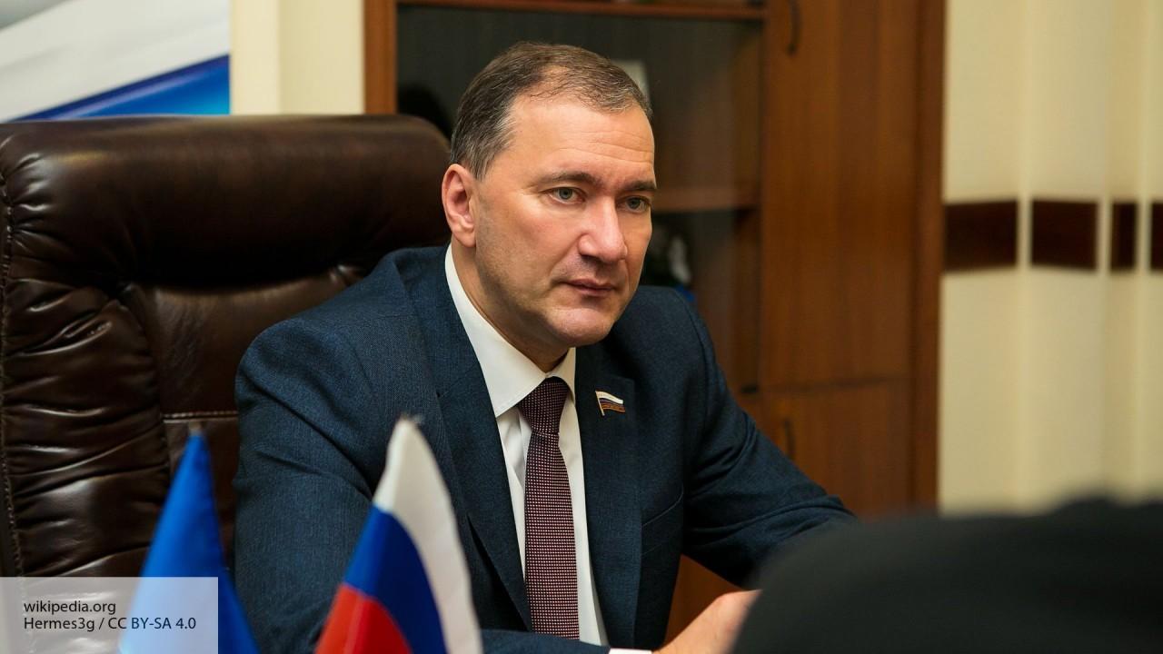 Депутат Госдумы оценил идею Киева о Дне памяти жертв «российско-украинской войны»