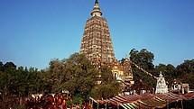 Буддийский храм Махабодхи в …