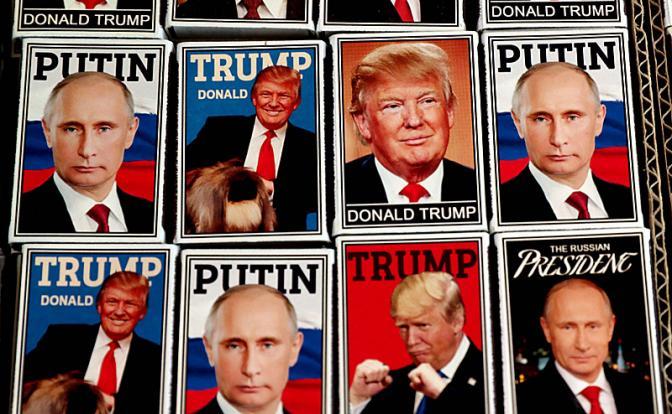 Оказалось, что Путину с Трам…