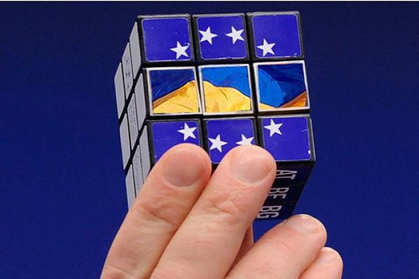 Западная Украина – членский взнос за присоединение к ЕС и НАТО