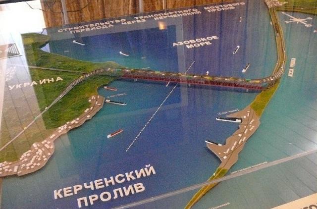 Мост в Крым построят безработные