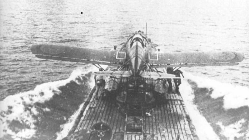 Гидроавиация японского подводного флота во Второй мировой войне. Часть VI