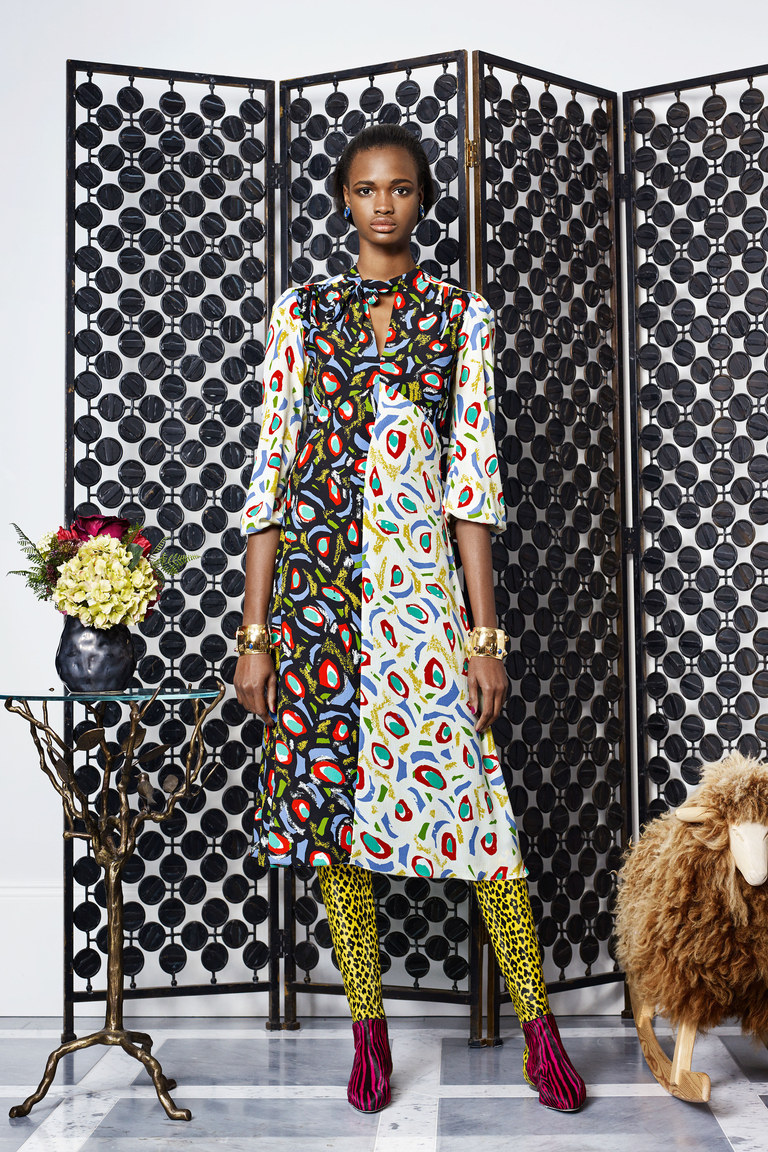 Коллекция Duro Olowu осень-зима 2016/2017 / ready-to-wear