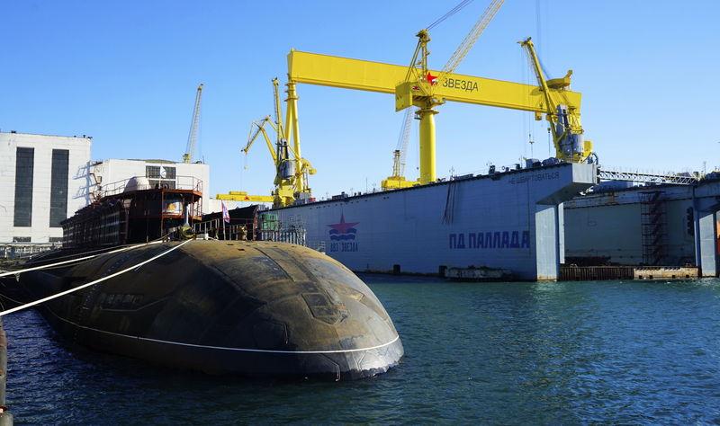 На ДВЗ «Звезда» спроектируют новый док для ремонта дизельных и атомных подводных лодок