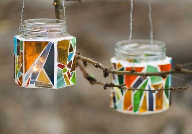 Что сделать из жестяных и стеклянных банок: идеи для поделок и декора