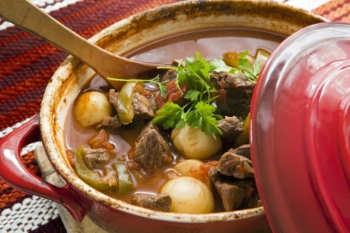 Тушеное мясо – блюда для любимых мужчин